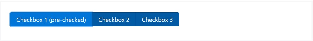 Efficient ways to  put into action the Bootstrap checkbox
